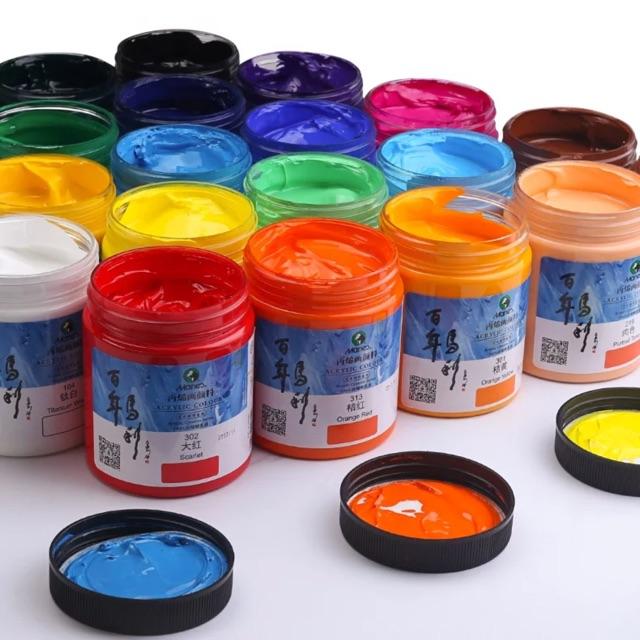 sơn acrylic