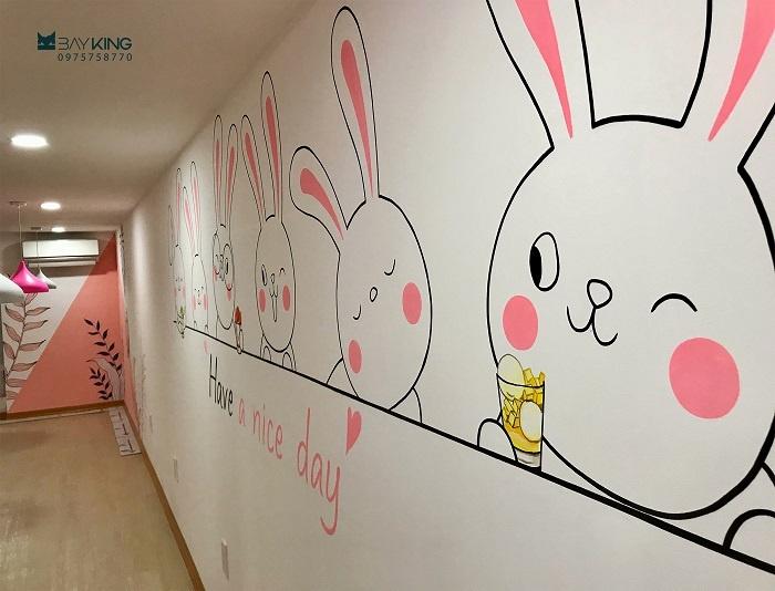 tranh tường đẹp nhất tphcm