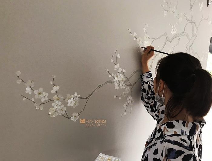 dịch vụ vẽ tranh tường